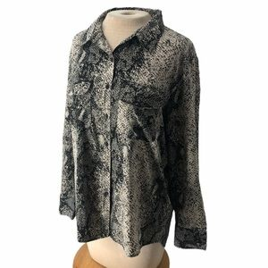 WGB by Walter Baker Button Front Shirt